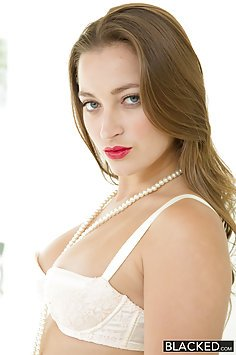 Dani Daniels Gets Double Blacked