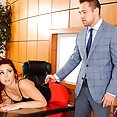 Being naughty at the office - free porn