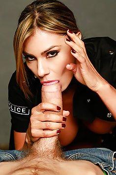 Esperanza Gomez Sexy Uniform Porn