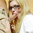 Danielle fucks her teacher - free porn