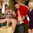 Fucking The Unwanted Guests at Thanksgiving - free porn