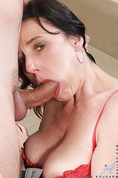 Karen Kougar Needs Cock