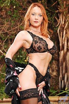 Janet Mason Hot MILF in LIngerie