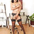 Anjanette Astoria Magic Masturbation - free porn
