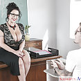 Sheridan Love Titty Fucked At Work - free porn