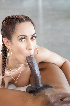 Hot Wife Takes Black Cock