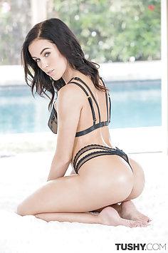 Megan Rain Butt Fucked