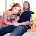 Horny Ginger Alex Tanner Hot For Cock - image