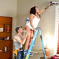 Lovely Lylith Lavey Gets Some Renovation Help - image