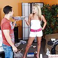 Kiara Diane Takes Care Of Her Friends Brother - image