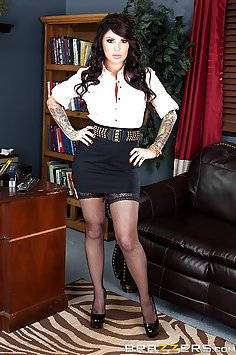 Busty Office Fuck with Darling Danika
