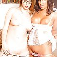 Two Hotties Love To Play Together - image
