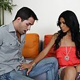 Hot Latina Cassandra Cruz Cock Riding - image