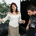 Hot MILF Nicki Hunter Is Horny - image