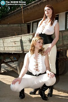 Christy Marks And Terry Nova Born To Ride