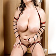 Natalie Fiore Sultry Strip Tease - image