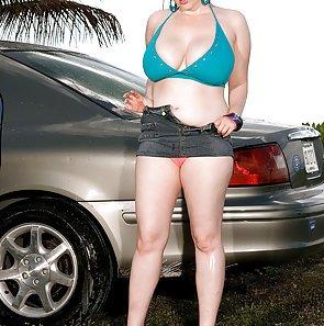 Auto Body Busty Hotty