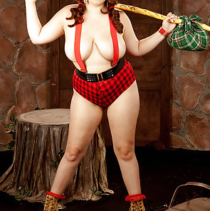 Lexi Big Girl With Big Boobs