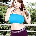 Hitomi Tanaka Massive Japanese Boobs - image