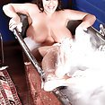 Tits N Tub Horny Hot Tub Action - image