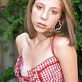 Tiny Chastity Lynn Sexy Outdoor Nudes - image