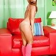 Elizabeth Bentley The Horny Flatty - image