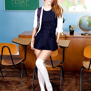Pepper Kester The Naughty Schoolgirl