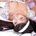 Sexy and Petite Ebony Adrian Maya - image