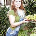 Alessandra in the Secret Garden - image