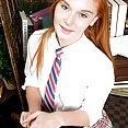 Schoolgirl Alex Tanner Nude - image 2
