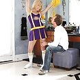 Young Cherry Cheerleader Gets Fucked - image