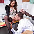 Licked Out and Fucked At Work - image
