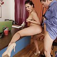 London Keyes Fucking at Work - image