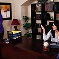 Diana Price Office Seduction Suction - image 2