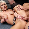 Riley Is Over Worked and Under Fucked - image