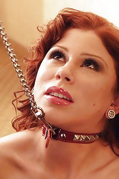 Slave Brooklyn Lee Gets Some