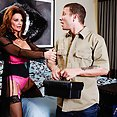 Hot MILF Deauxma and the Repair Man - image