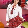 Jody Taylor Schoolgirl At Pervert College - image