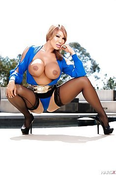 Ava Devine Totally Sexy Ass