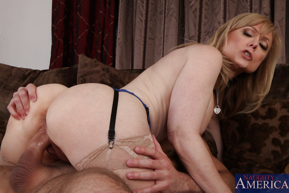 Nina hartley rough