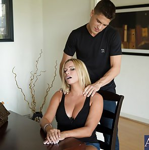 Hot Briana Banks Needs Some Hard Cock