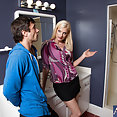 Hot Wife Bangs Stud - image