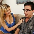 Molly Bennett Fucks Her Best Friends Brother - image
