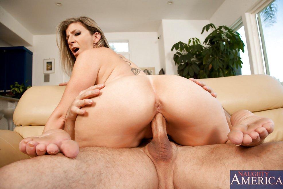 Sara jay naked ass