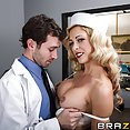Sailor Girl Makes HIs Cock Salute - image