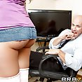 Bent Over For Rich Old Fucker - image