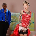 Black Cock For Kleio Valentien - image