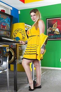 Danielle Transformer Time