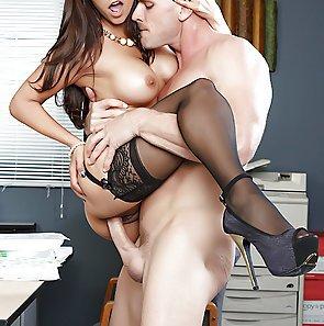 Sexy Ass Reena Sky Fucked Hard