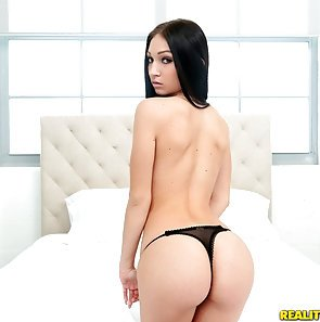 Naturally Busty Cyrstal Rae Gets Fucked